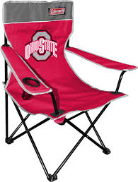 Ohio State Chair 2 Pack Of Ncaa Quad Chairs