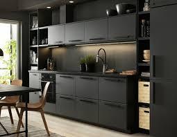 cuisine noir ikea meuble cuisine noir beau meuble cuisine noir ikea s de conception de