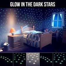 glow in the dark bedroom glow