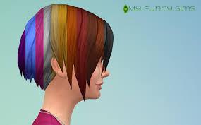my sims 4 blog kingdom hearts i kairi hair and choker for females