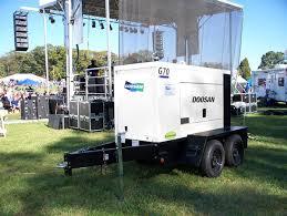 hertz light tower rental portable power generator rentals towable generator rental