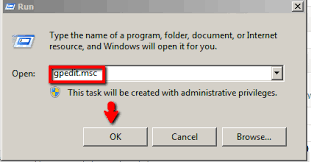 how to edit administrative template policy settings in windows