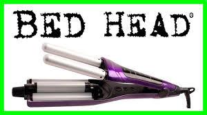 Bed Head Tigi Wave Artist Deep Waver Bed Head A Wave We Go First Impression U0026 Review Youtube