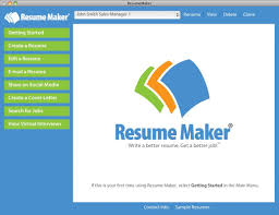 Best Resume Builder App For Ipad by Amazon Com Resume Maker Mac Download Software