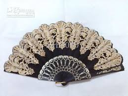 cheap wedding fans 26 best held fans images on masquerade wedding