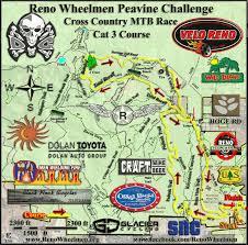 Reno Map Reno Wheelmen Peavine Challenge Cross Country Reno Nv U2013 Reno Wheelmen