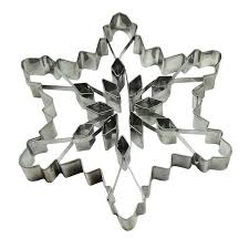 celebrate it cookie cutters snowflake cookie cutter by celebrate it products