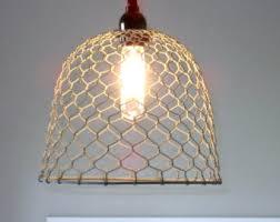 Kitchen Pendants Lights Rustic Lighting Etsy