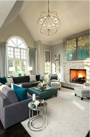 Decorating Ideas For Living Rooms With High Ceilings Living Room High Ceilings Decorating Ideas Gopelling Net