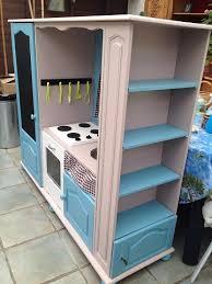 fabriquer cuisine enfant comment transformer un meuble tv en cuisinière pour enfants