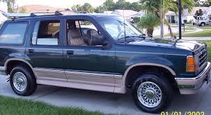 Ford Explorer 1993 - ford explorer 1993 foto imágenes y video revisión precio y