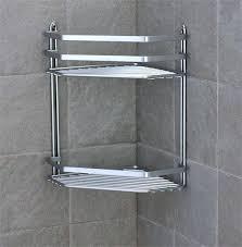 Corner Bathroom Shelving Best 25 Wall Mounted Corner Shelves Ideas On Pinterest Pertaining