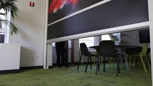 tudelu acoustic retractable wall at insites consulting youtube