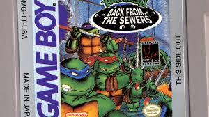 classic game room teenage mutant ninja turtles ii review for