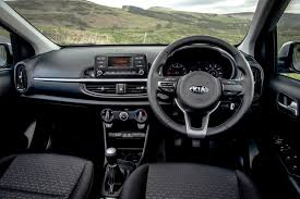hatchback cars interior kia picanto hatchback review parkers