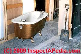 Plumbing For Bathtub Plumbing Age Water Heater Age Plumbing Fixture Age How To