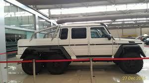 G Wagon 6x6 Interior 15 Brabus 700 Mercedes Benz G63 Amg 6x6 In Malaysia Gtspirit