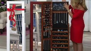 Oxford Jewelry Armoire Armoire Marvelous Lori Greiner Jewelry Armoire Ideas Qvc Lori