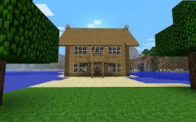 Small House Minecraft Minecraft Beach House World Beach House V1 0 Small Airport