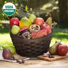 organic fruit gift baskets 23 best fruit basket gifts images on fruit company
