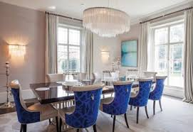Blue Upholstered Dining Chairs Home Design Ideas With Blue Upholstered Dining Chairs