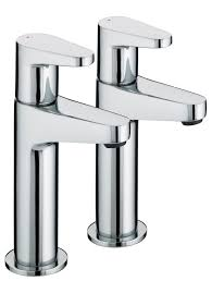 bristan deck mounted taps