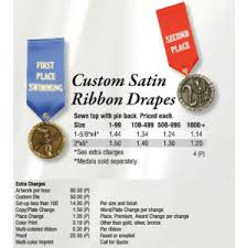 chagne satin ribbon ribbon drapes custom satin archives promotional items more