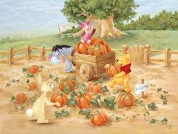 thanksgiving wall papers winn pooh wallpaper wallpapersafari