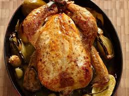 Roast Whole Chicken Ginger Roasted Chicken Recipe Grace Parisi Food U0026 Wine