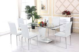 Black Gloss Dining Table And 6 Chairs Articles With White Dining Table And Chairs Ebay Tag Cool White