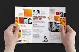 brochure template health insurance brochure template brochure templates creative