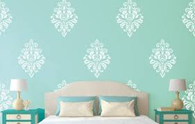 rich tapestry asian paints wall fashion stencil buy online