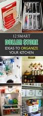 best 25 apartment kitchen organization ideas on pinterest 12 smart dollar store ideas to organize your kitchen
