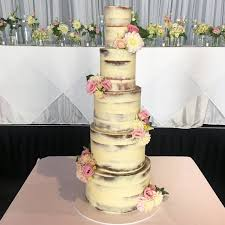 Size U0026 Price Guide Wedding Cakes Melbourne U2014 Creme De La Cakes