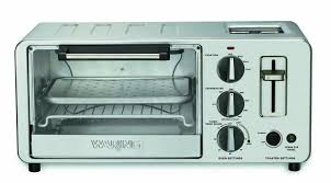 Toaster Oven Spacemaker Waring Wto150 Review A Well Made Toaster Combo