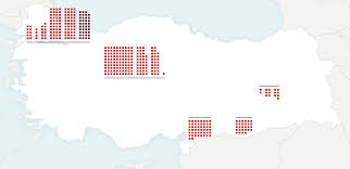 Turkey On World Map by Wave Of Terror Attacks In Turkey Continue At A Steady Pace The