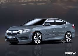 honda civic 2016 2016 honda civic to debut on september 16