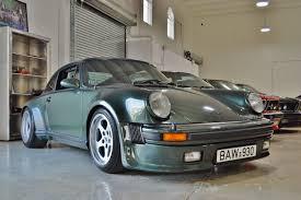 porsche ruf 1978 porsche 930 911 turbo ruf btr iii real muscle exotic