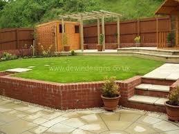 Decking Ideas For Sloping Garden Decking Ideas For Sloping Garden Sloping Gardens O Designs O