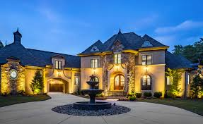 european style homes 12 000 square european style mansion in nc homes