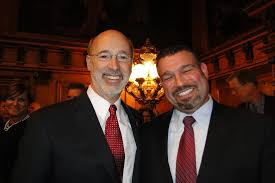Cabinet Officers Tom Wolf And Mike Stack Inauguration Brought Out Best On All Sides