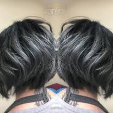 highlights for grey hair pictures the 25 best grey hair with pink highlights ideas on pinterest