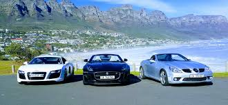 Town Car Rental Venture South Luxury Fast Cars For Change Launch Event At The