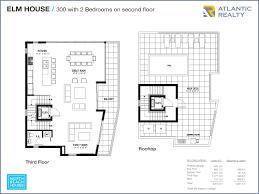 Beach Houses Floor Plans North Beach Houses New Miami Florida Beach Homes
