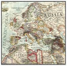 Map Of Europe Game by Future Geopolitical Evolution Of Europe U2014 Halcyon Maps