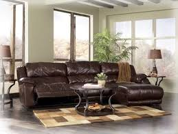 Triple Recliner Sofa by Rustic Reclining Sofa Centerfieldbar Com