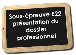 dossier bac pro cuisine epreuve e22 dossier professionnel hôtellerie restauration ac