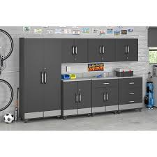 2 Door Garage by Amazon Com Altra Furniture Systembuild Boss 2 Door Base Garage