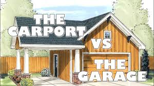 the carport vs the garage youtube