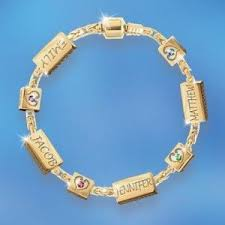 mothers birthstone bracelets 45 best birthstone bracelets for images on charm